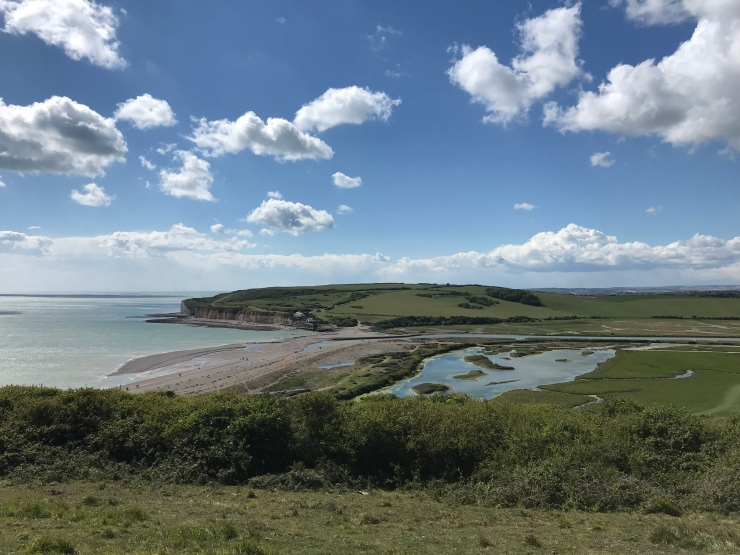 Eastbourne to Lewes